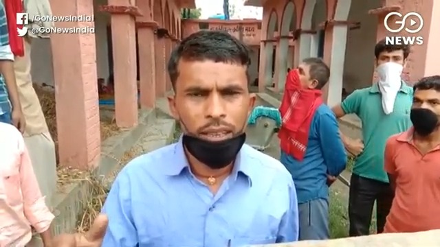 Quarantine Centres For Migrant Workers In Bihar La