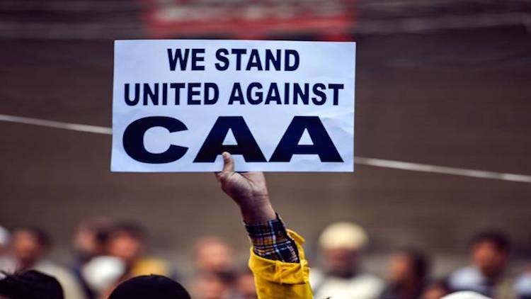 Factsheet By US Panel Criticises 'Anti-Muslim' CAA