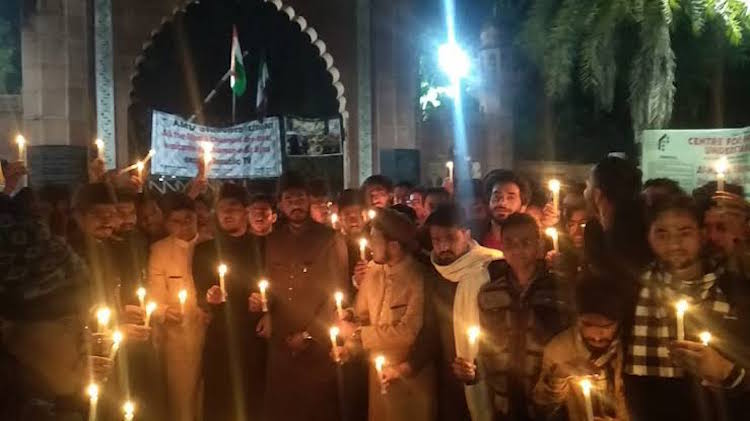 Anti-CAA Protest: 1200 Booked For Taking Out Candl