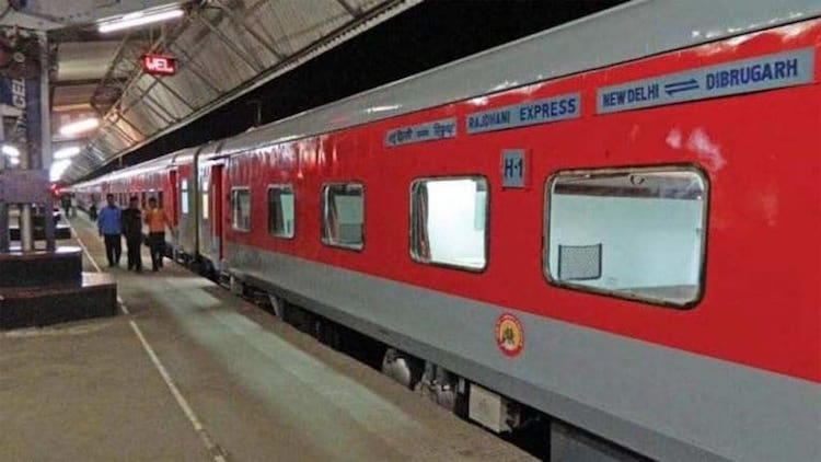 AC trains will be running from today, see railway'