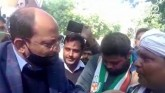 'Parliament Gherao': Youth Congress Members Stage