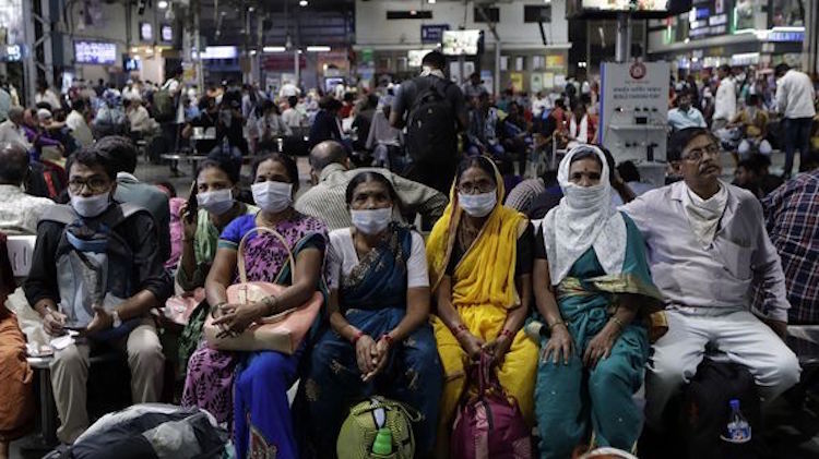 India COVID-19 Cases Jump To 415, Maharashtra High