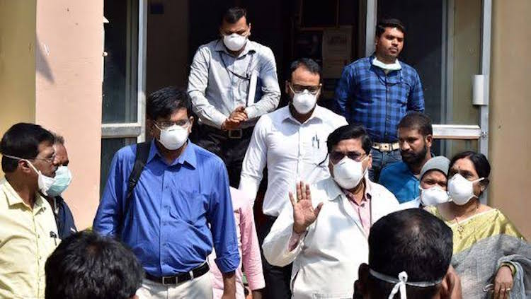 India COVID-19 Cases Rise To 562