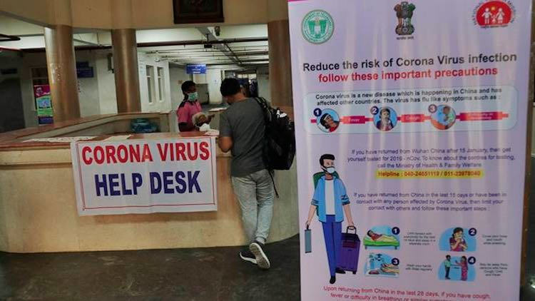 India alerts about Corona virus, 13 cases reported