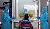 About 10,000 new patients were found in 24 hours,