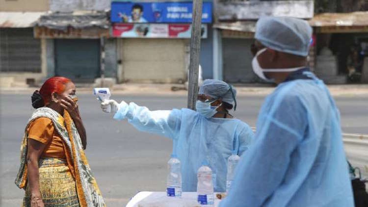 COVID-19 Cases Exceed 1,000 Across Six States
