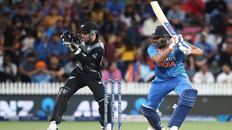 Stage Set For Ind Vs New Zealand 2nd ODi At Eden P