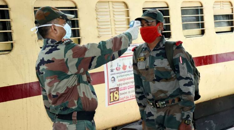 620 CRPF Jawans Infected With COVID-19, 33 Active