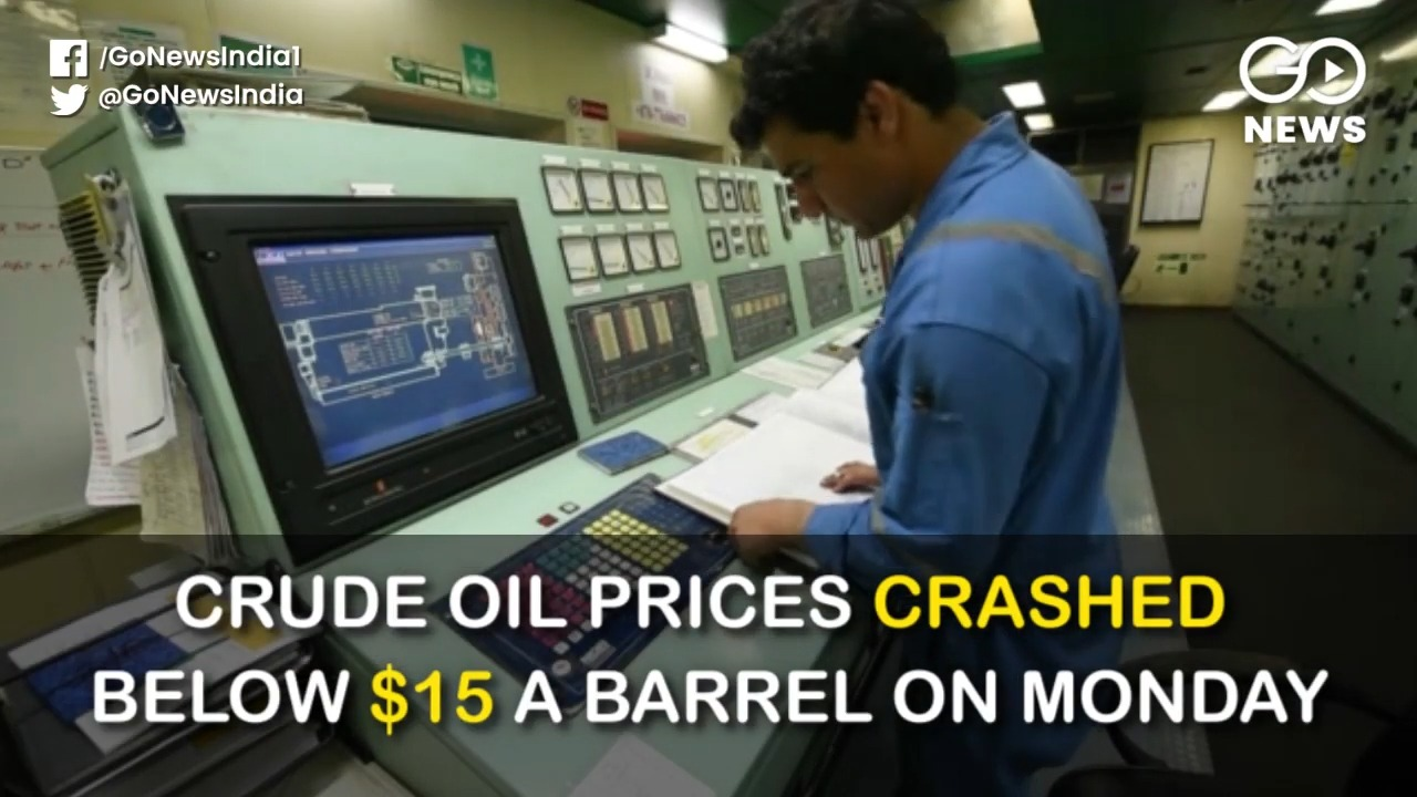 Global Crude Oil Prices Hit 21-Year-Low