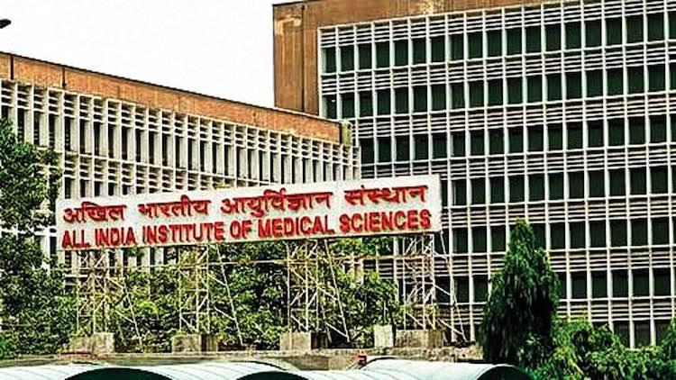 Delhi AIIMS new Corona hotspot, 479 people infecte