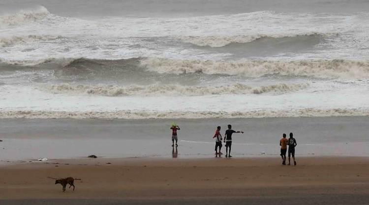Cyclone 'Bulbul' Gains ICyclone 'Bulbul' Gains Int