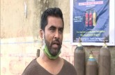 Mumbai Man Distributes Free Oxygen Cylinders After