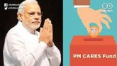 PM CARES Fund: Congress Welcomes SC's Decision Tha