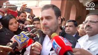Rahul Gandhi: It's PM's Style To Distract The Coun