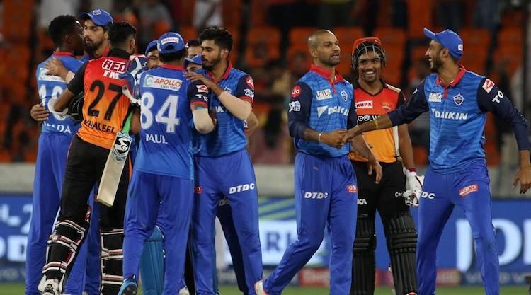 IPL 2021: Delhi Capitals Beat Hyderabad Sunrisers By 8 Wickets