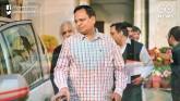 Delhi Health Minister Satyendra Jain, MLA Atishi T