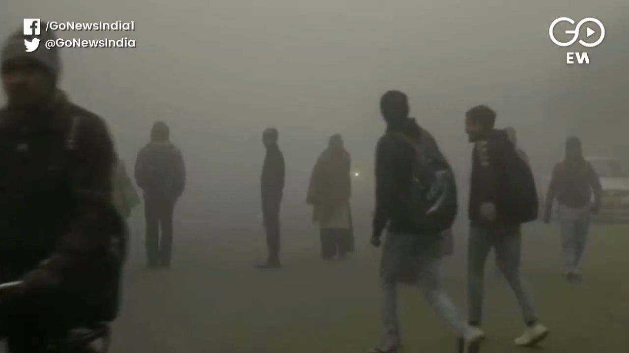 Delhi-NCR Air Pollution Slips To Very 'Severe' Cat