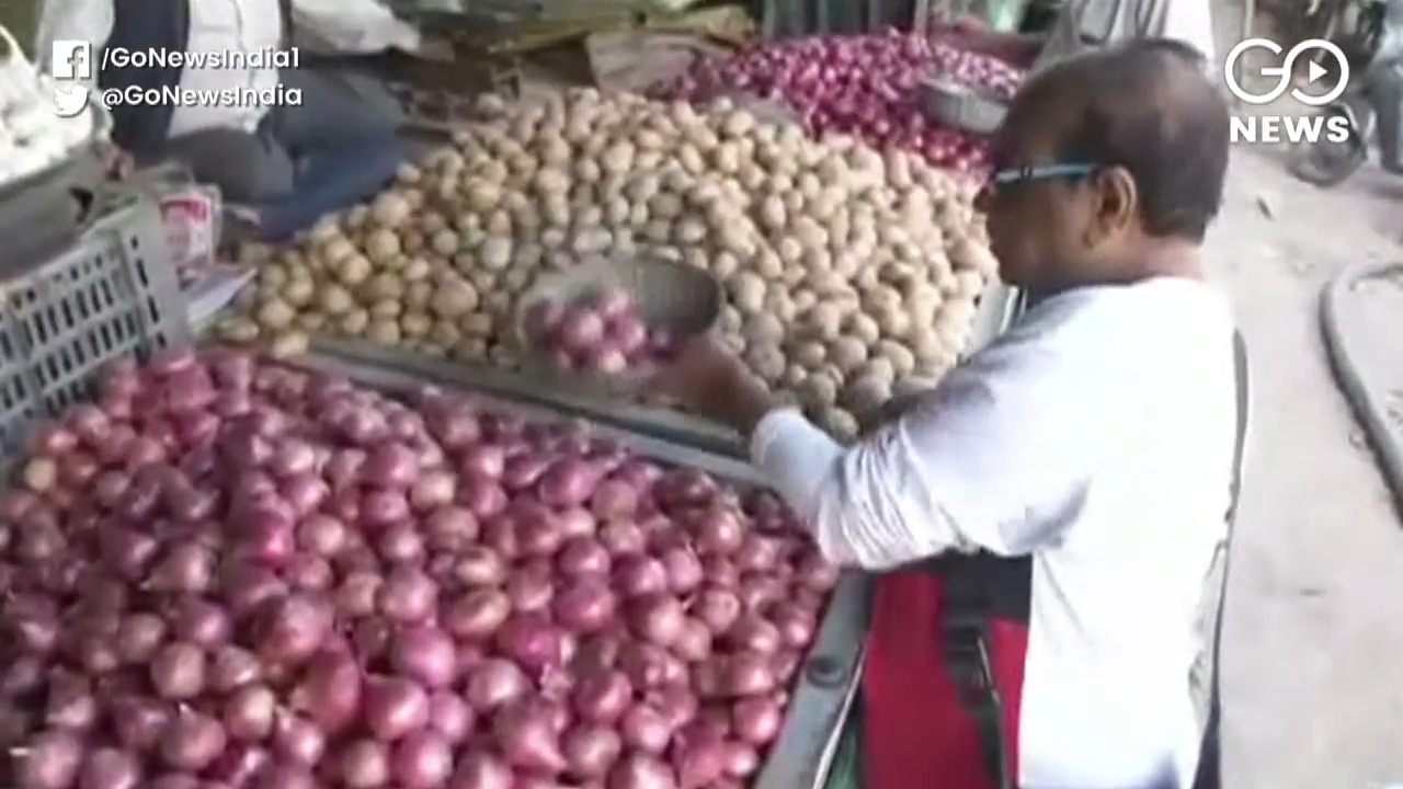 Imported Onion's Poor Quality Hurting Sellers