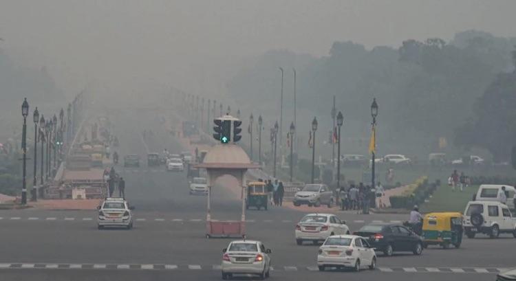 Air Quality In Delhi-NCR Turns Hazardous, AQI Hits