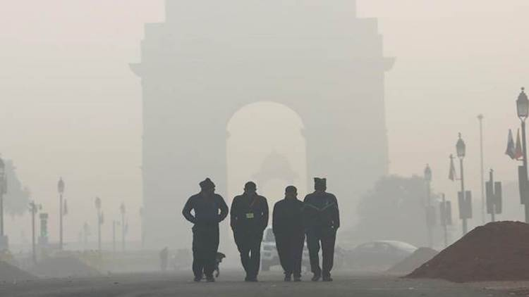 Cold Wave Returns To North India