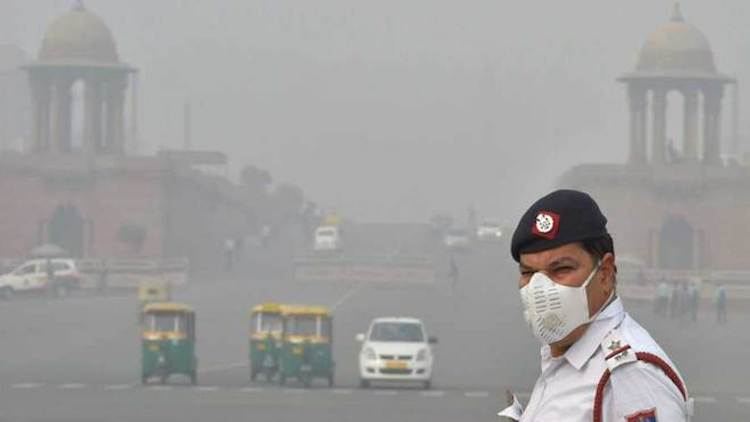 Delhi's Air Quality To Deteriorate Further Ahead O