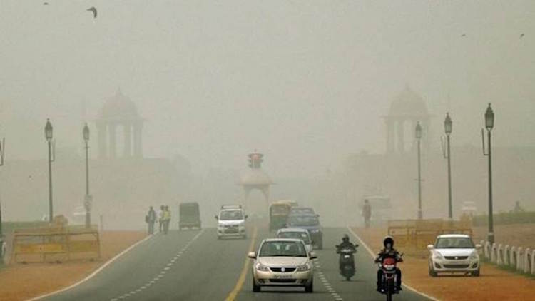 Air Turns Foul Again In Delhi-NCR, AQI Above 300 I