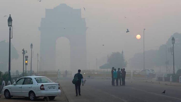 Air Pollution Killed Over 1.16 Lakh Infants In Ind