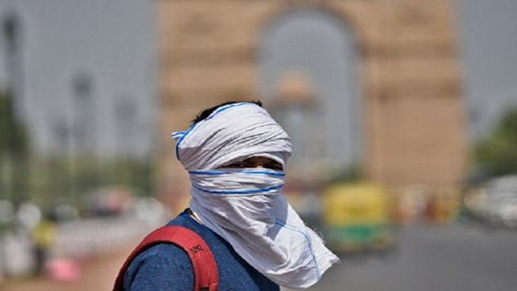 Heat Wave: Delhi Temperature Crosses 45 Degrees, N