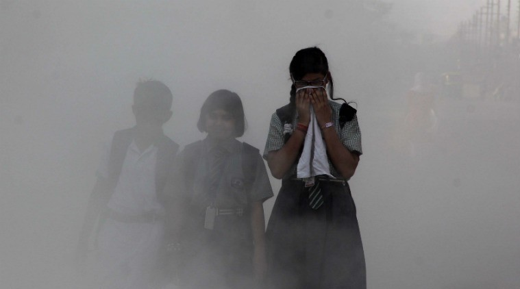 Delhi's AQI Remains In Severe Category