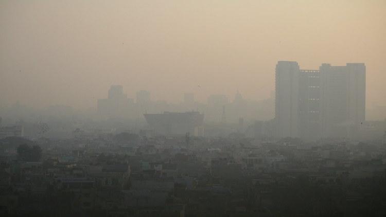 Delhi-NCR: A Toxic Gas Chamber
