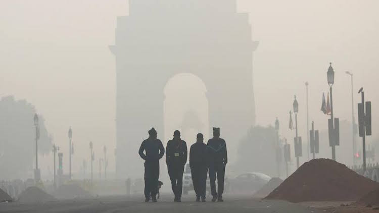 Delhi Records Coldest December Day In 22 Years