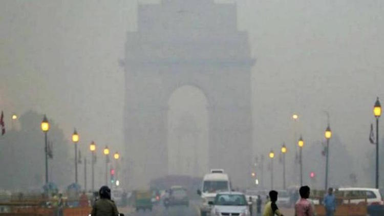 Delhi-NCR Air Turns Poisonous, AQI Above 350 In Ma