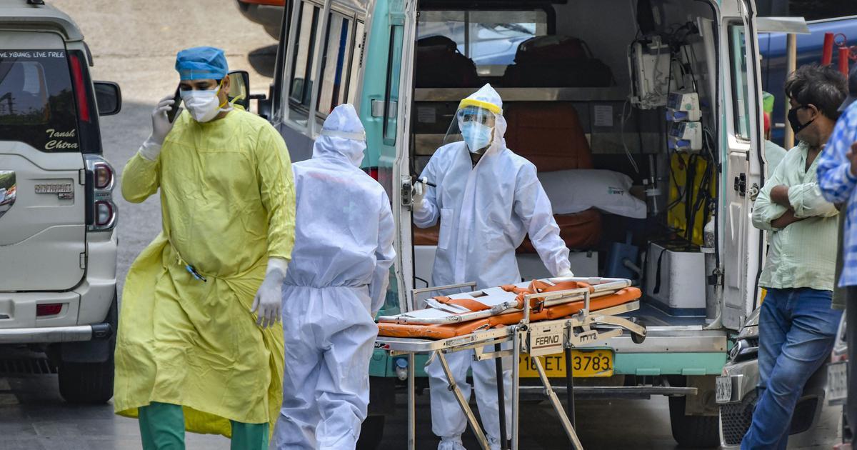 UP: 42 Coronavirus Patients Go 'Missing' In Ghazip