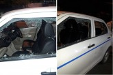 Robbery with pilot near IIT Delhi, breaking car gl