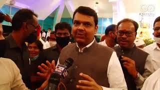 BJP's game over in Maharashtra, CM Devendra Phanav