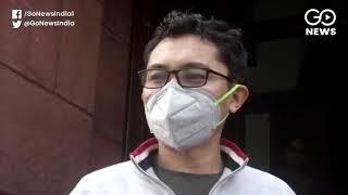 MPs Wear Masks, Use Sanitisers As Coronavirus Fear