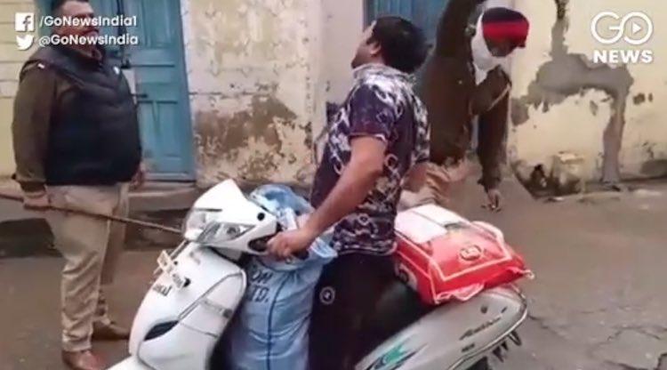 Lockdown: Police attitude warmer somewhere soft