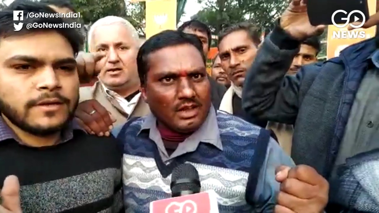 Anger Among BJP Grassroots Workers