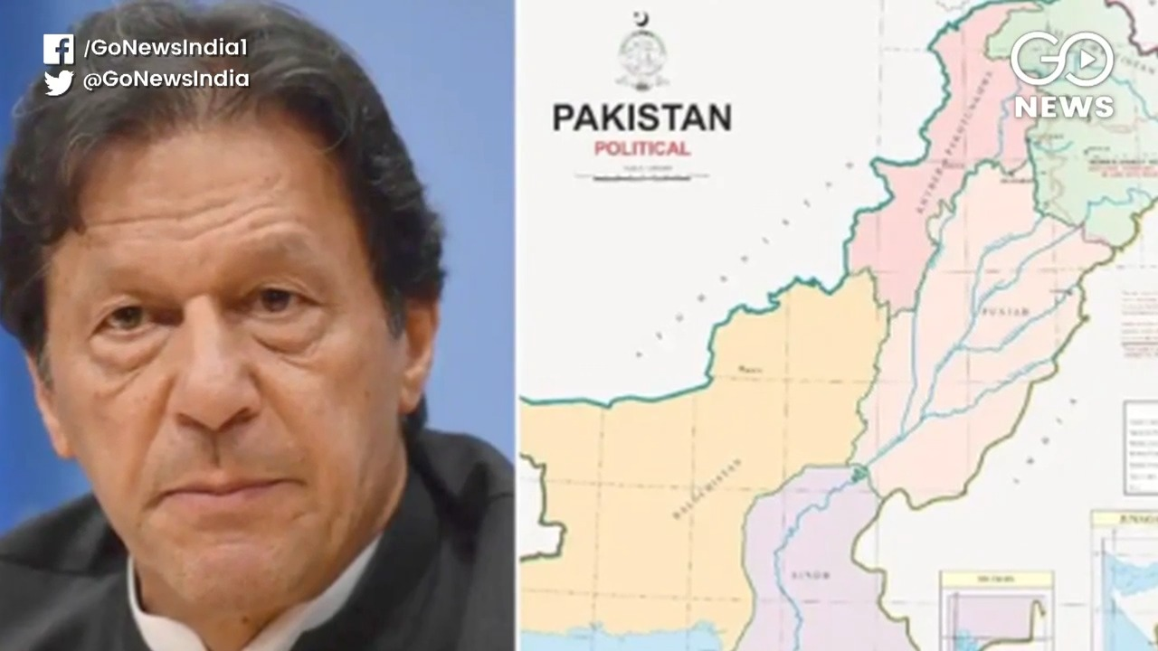 Pakistan Showing Frustration Under Extremist Organisation, New Map Has No Legal Standing