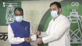 Expelled JD-U Leader Shyam Rajak Joins RJD Ahead O