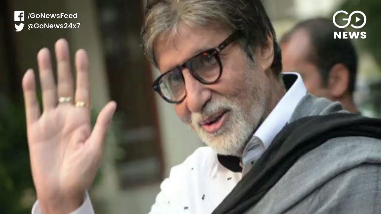 Amitabh Bachchan Honoured With Dadasaheb Phalke Aw
