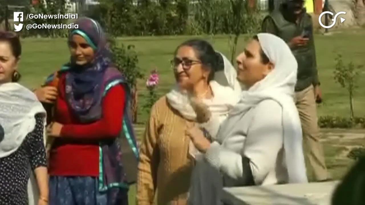 Farooq Abdullah's Kin Detained In Srinagar Women's