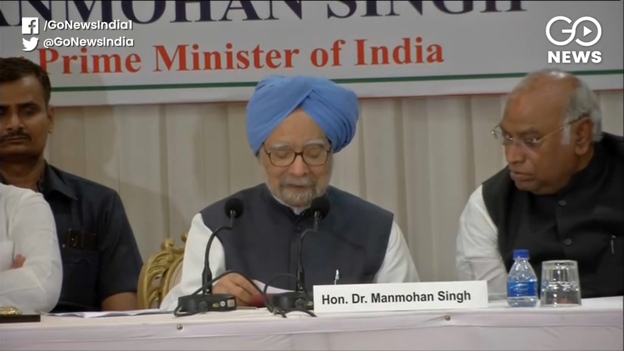 Manmohan Says Centre Should Fix Economy And Not Bl