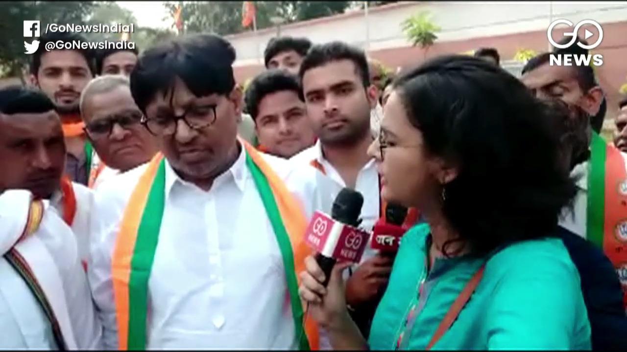 Haryana: BSP's Kartar Singh Bhadana Joins BJP