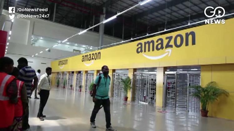 Amazon To Rope In Kirana Stores