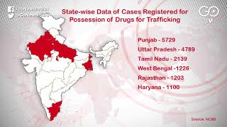 Maharashtra Tops In Drug Usage, Says NCRB Data For