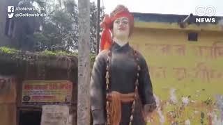 Swami Vivekananda Statue Vandalised In Bengal's Mu