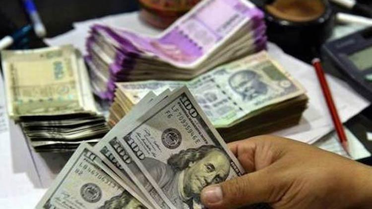 Foreign exchange reserves cross $ 500 billion if l