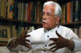 Former Foreign Minister Natwar Singh 'Advises' PM