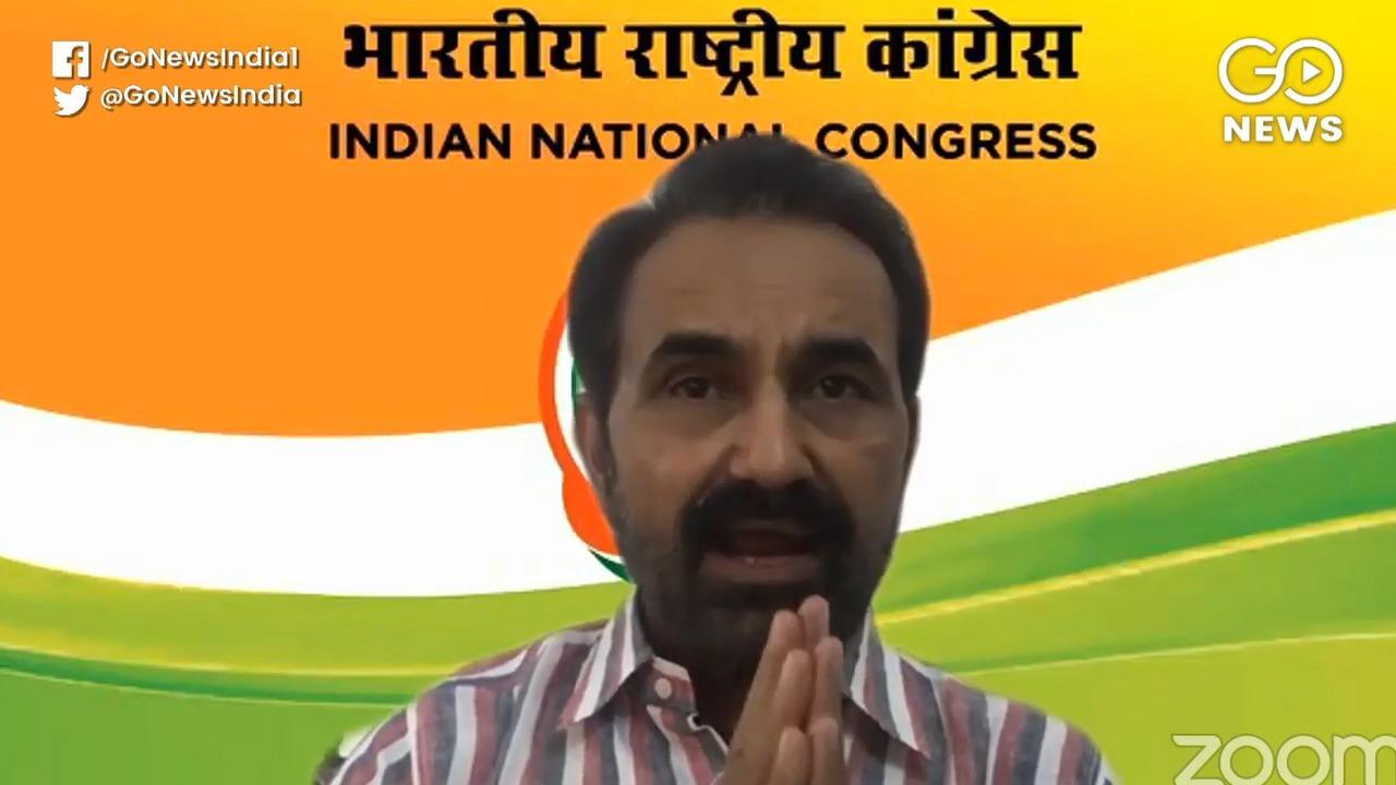 Congress Flays BJP Ruled States Over Suspending La